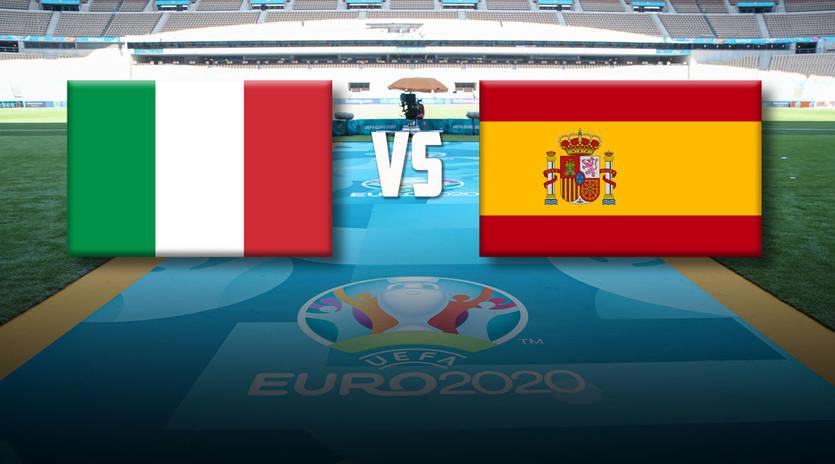 Сборная Италии первой вышла в финал Евро-2020, обыграв испанцев в серии пенальти