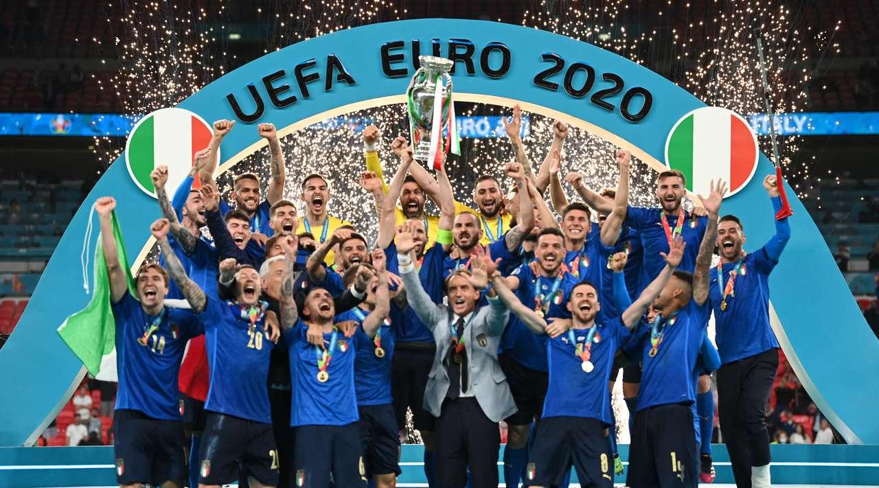 Сборная Италии – новый чемпион Европы