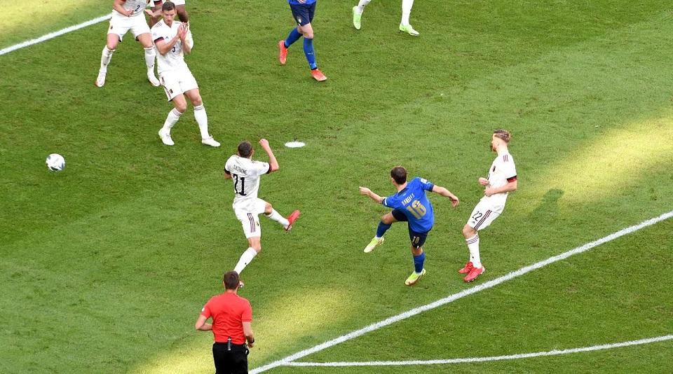 Лига наций: Италия одолела Бельгию в утешительном матче за третье место