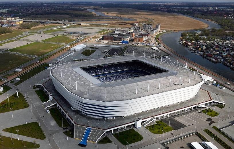 Решающая игра за Суперкубок России может состояться на калининградском стадионе