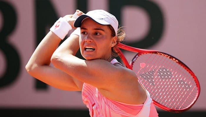 Украинская теннисистка Ангелина Калинина прошла в 1/8 финала Кубка Кремля