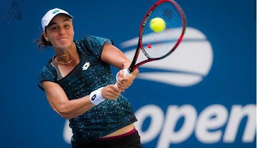 Украинка Ангелина Калинина уступила немецкой теннисистке Анжелике Кербер на US Open