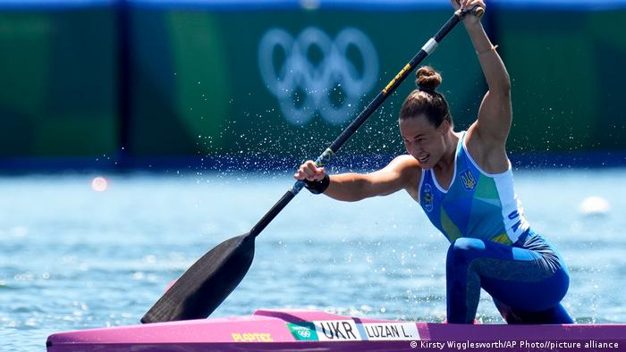 Украинка Людмила Лузан стала обладательницей золотой и бронзовой наград на международном Суперкубке в каноэ
