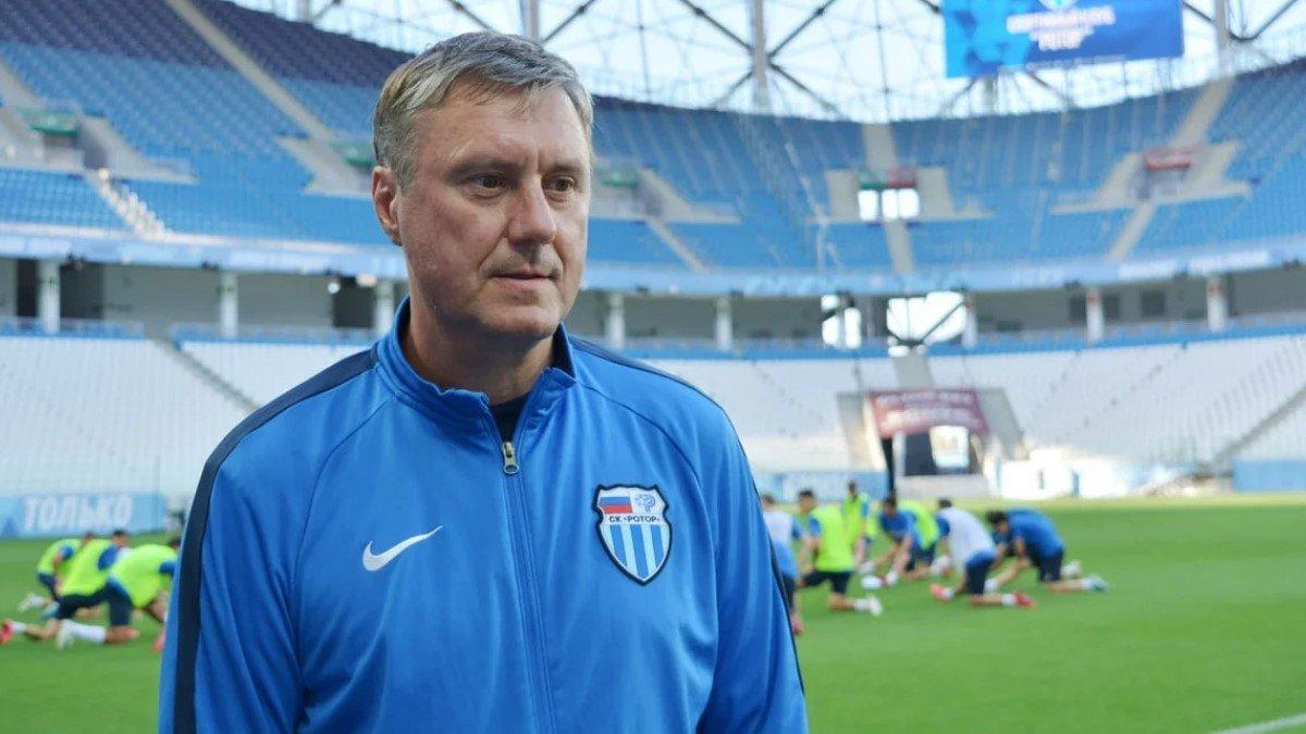 Александр Хацкевич рассказал о специфике работы в чемпионате России по футболу