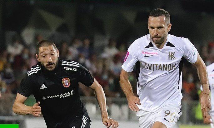 ФК «Колос» не сумел переиграть «Шахтер» из Караганды в рамках 3 раунда квалификации Лиги конференций