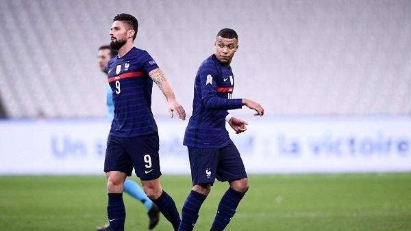 В сборной Франции возник конфликт между игроками перед стартом Евро-2020