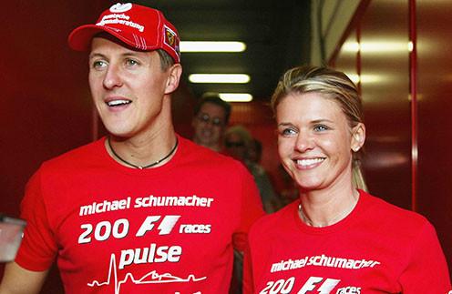 Супруга экс-гонщика Формулы-1 Михаэля Шумахера поделилась подробностями состояния его здоровья