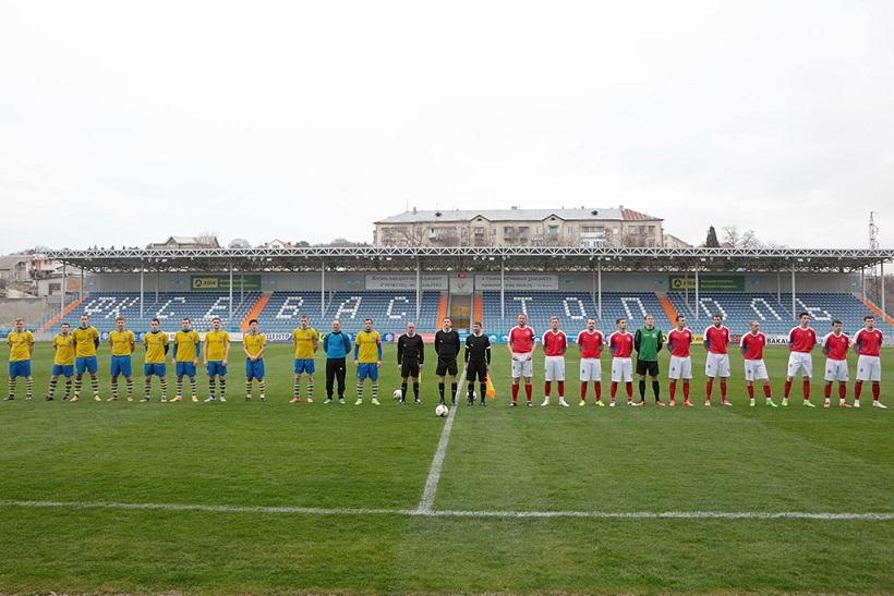 Футбольным клубам из АР Крым запрещено участвовать в соревнованиях под эгидой УЕФА