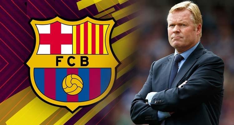 Роналд Куман может уйти с поста главного тренера «Барселоны»