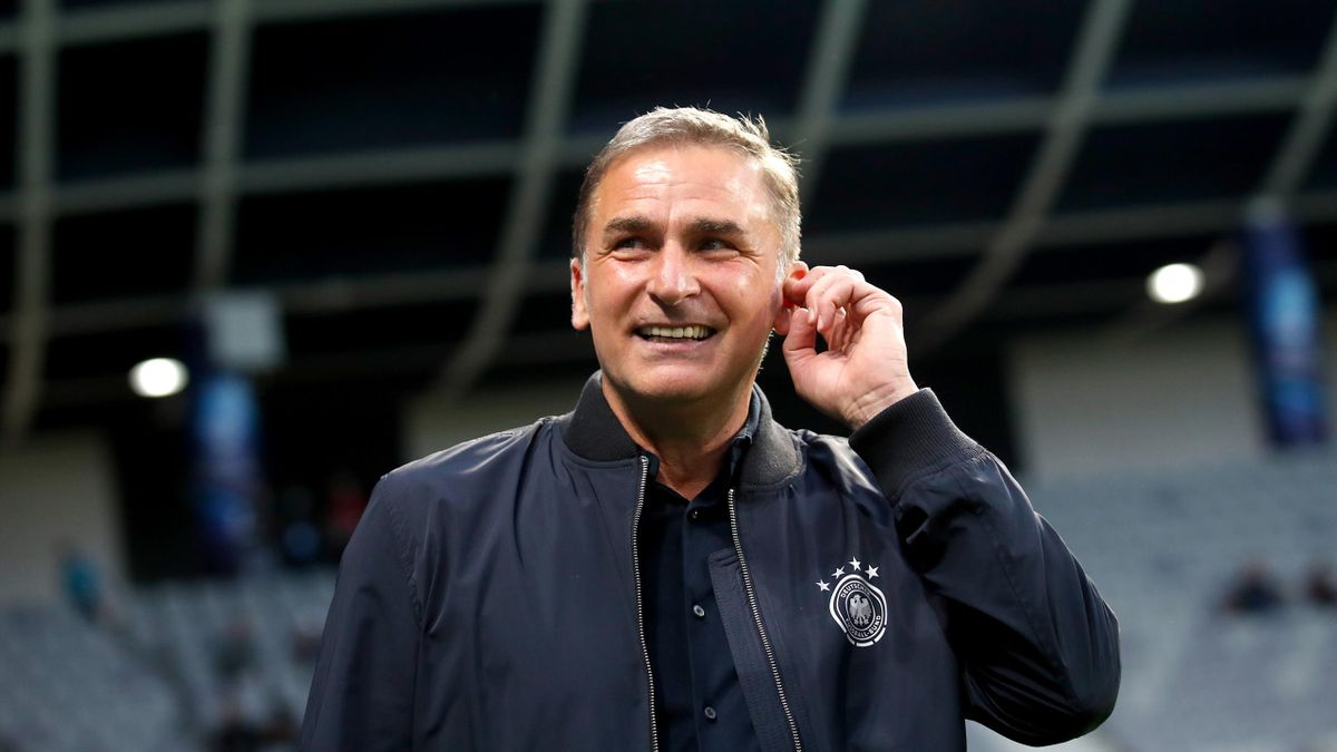 Немецкий специалист претендует на пост главного тренера сборной России по футболу