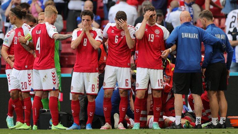 Дания – Финляндия: матч, который невозможно забыть