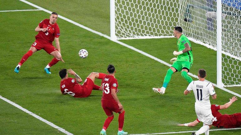 Первый гол на Евро-2020 оказался автоголом