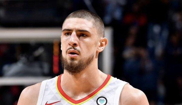 Украинец Алексей Лэнь вместе с «Вашингтоном» успешно прошел в плей-офф НБА
