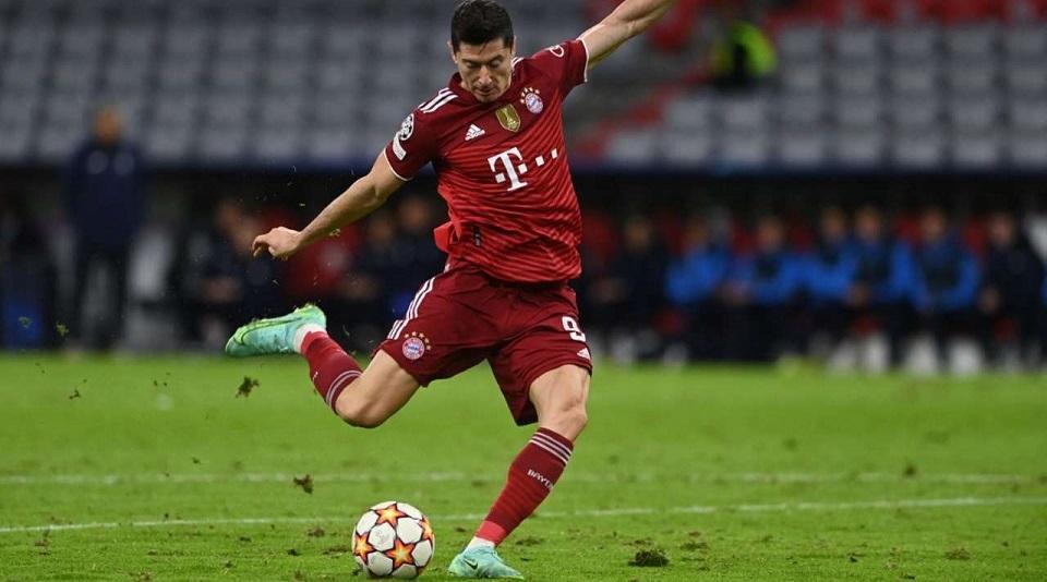 Мюнхенская «Бавария» «уничтожила» киевское «Динамо» во 2-м туре группового раунда Лиги чемпионов