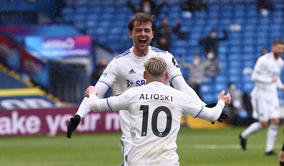 Лидс Юнайтед выиграл в домашнем матче у Тоттенхэма в рамках АПЛ
