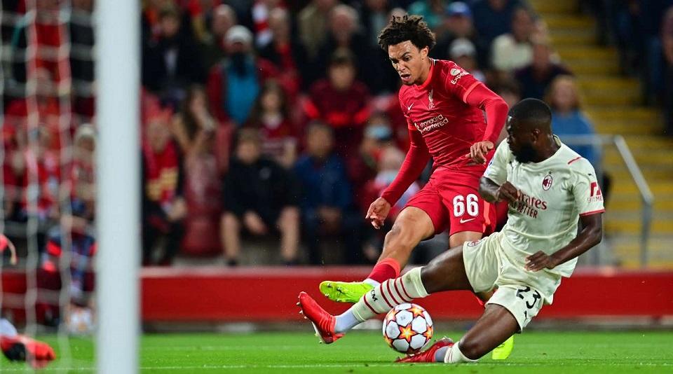 Ливерпуль дожал Милан в матче первого тура группового этапа Лиги чемпионов