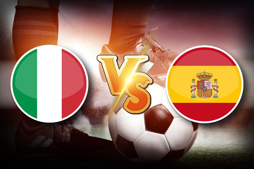 Анонс и прогноз матча Лиги наций УЕФА Италия - Испания
