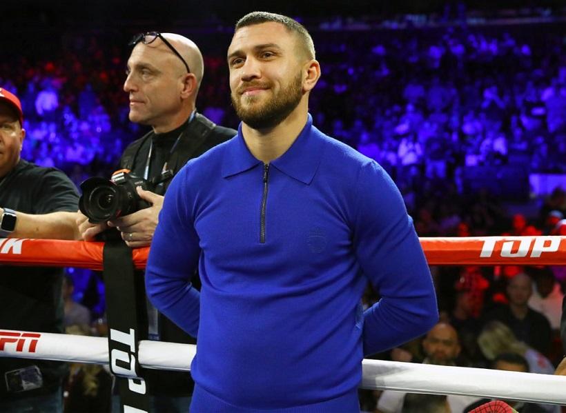 Ломаченко поделился своим мнением относительно поединка Усика с Джошуа