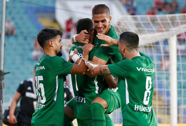 ФК «Лудогорец» выиграл Суперкубок Болгарии