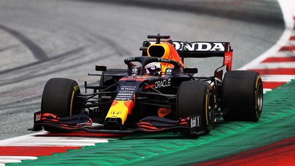 Гран-при Австрии выиграл Макс Ферстаппен