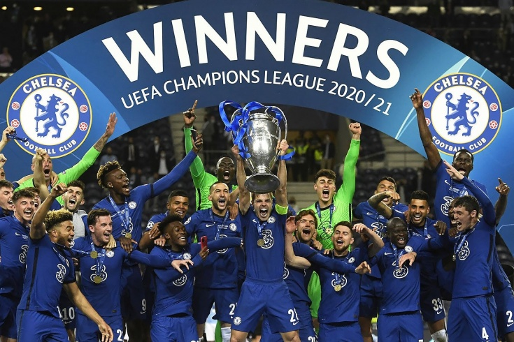 ФК «Челси» стал победителем Лиги чемпионов сезона 2020/2021