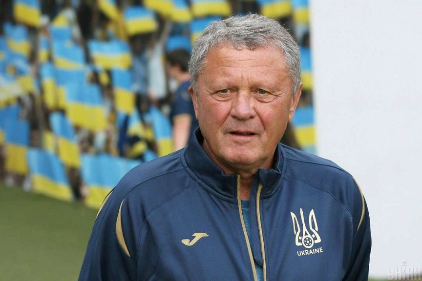 Мирон Маркевич: «Жду от сборной Украины на Евро-2020 классной игры»