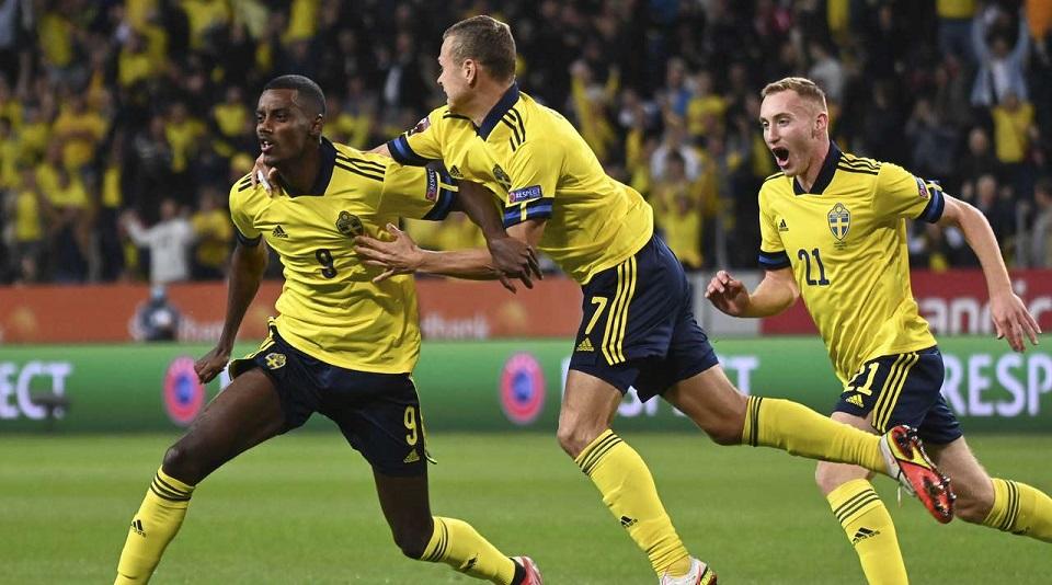 Швеция сенсационно выиграла у Испании в рамках квалификации на ЧМ-2022