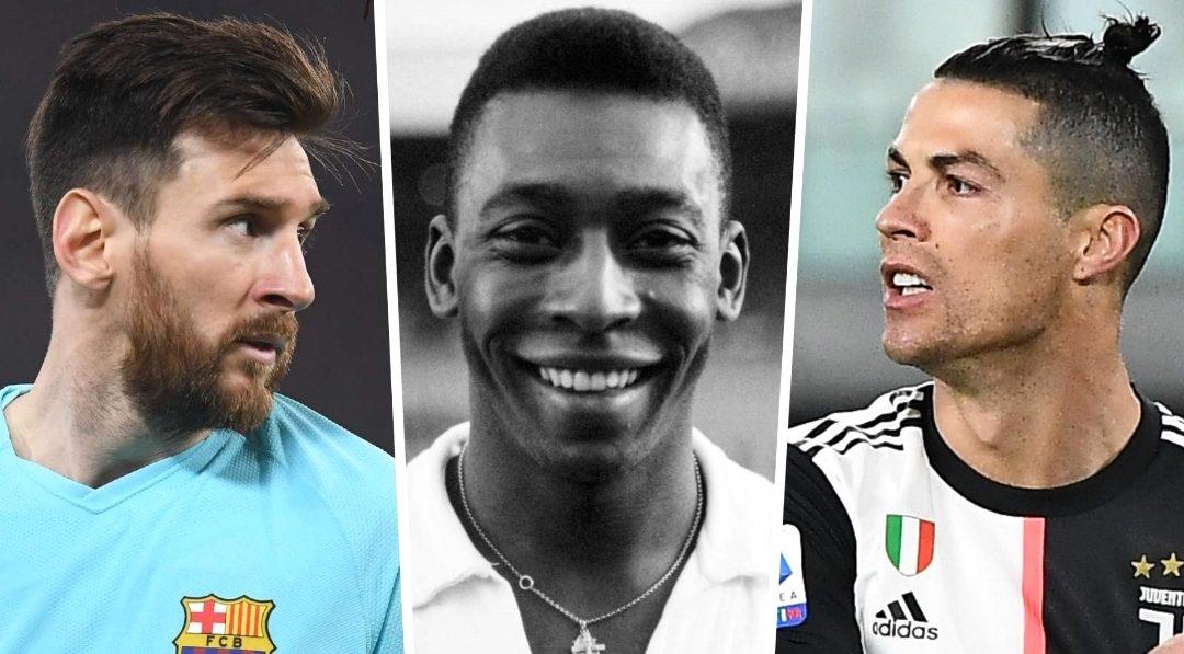 Английский математик высчитал, кто же является лучшим футболистом в истории