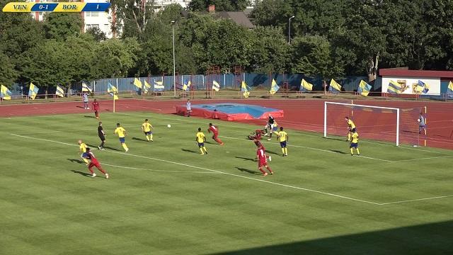 ФК «Вентспилс» из Латвии отстранен от участия в еврокубках на 7 лет