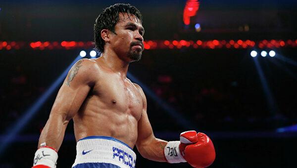 Против боксера Мэнни Пакьяо подал иск в суд его менеджер
