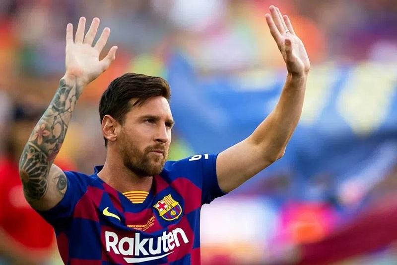 Лионель Месси больше не является игроком «Барселоны»