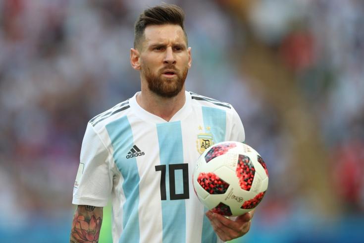 Лионель Месси сыграл свой 148 матч за аргентинскую сборную