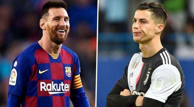 Чей трансфер круче: Лео Месси или Криштиану Роналду?