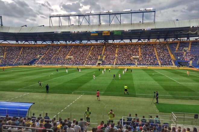 Начался процесс восстановления инфраструктуры футбольного клуба «Металлист»