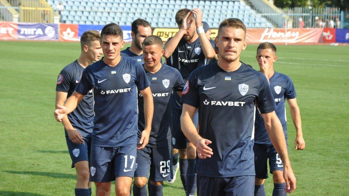 В товарищеском спарринге ФК «Минай» добыл минимальную победу над венгерским «Кишварду»