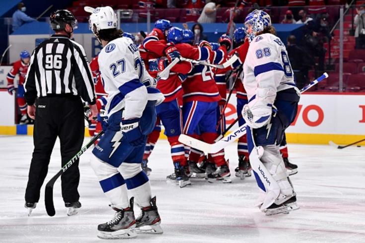 ХК «Монреаль» продолжает отчаянную борьбу в финале Кубка Стэнли