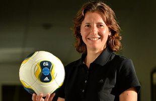 Женщина-арбитр из Украины впервые будет судить матч квалификационного этапа Чемпионата мира-2022 по футболу