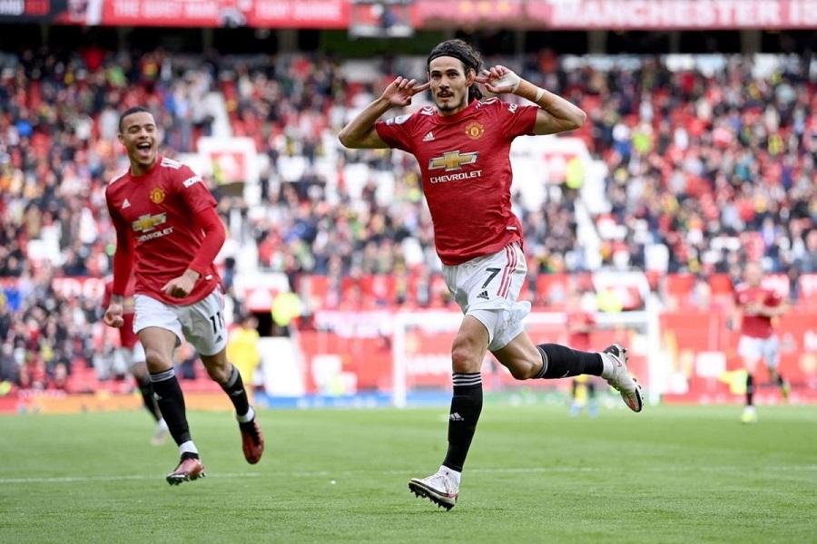 «Манчестер Юнайтед» и «Фулхэм» разыграли ничью 1:1 на «Олд Траффорд»