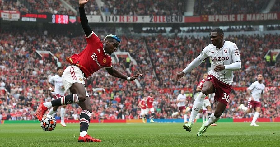 «Астон Вилла» неожиданно лишила очков «Манчестер Юнайтед»