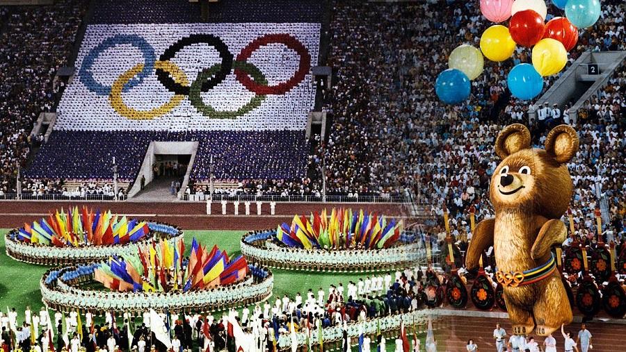 Как создавался символ Олимпийских игр 1980 года?