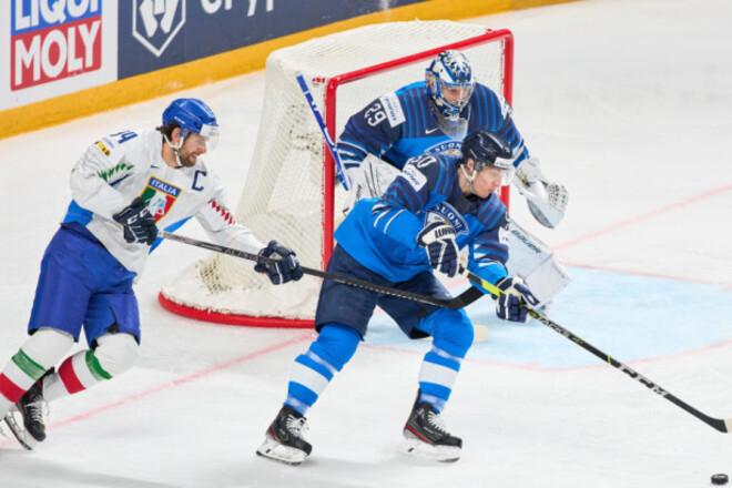 Финны возглавили группу В, а Латвия второй раз проиграла на ЧМ-2021 по хоккею