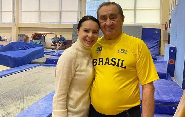 Скончался Олег Остапенко, тренировавший украинскую гимнастку Лилию Подкопаеву
