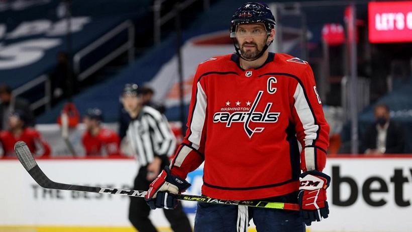 Александр Овечкин побил очередной снайперский рекорд в НХЛ