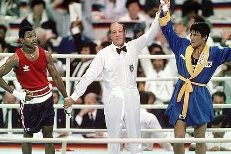 Самая скандальная золотая медаль за всю историю Олимпийских игр
