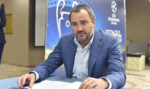 Андрей Павелко: «Выполните все наши условия, и матч между Россией и Украиной состоится»