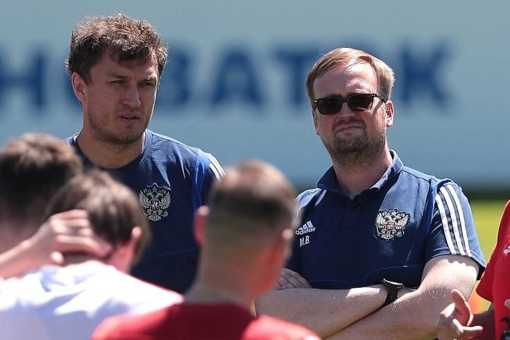 Первый громкий скандал в сборной России по футболу