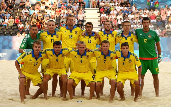 В УАФ прокомментировали бойкот Украиной чемпионата мира по пляжному футболу