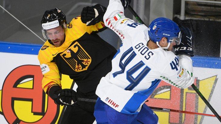 Обзор первых матчей на Чемпионате мира по хоккею: Германия-Италия и Россия-Чехия