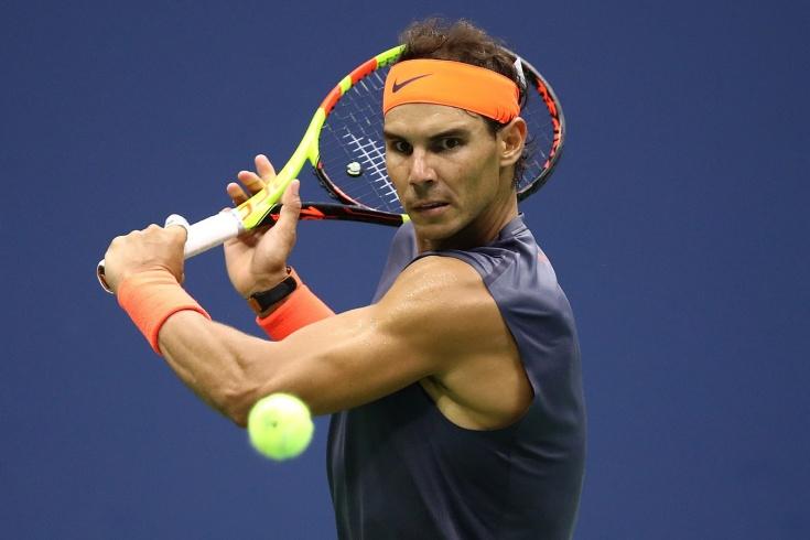 В честь «короля грунта» Рафаэля Надаля открыли скульптуру на Roland Garros