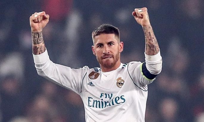 Мадридский ФК «Реал» не желает продлевать контракт с Серхио Рамосом на условиях футболиста